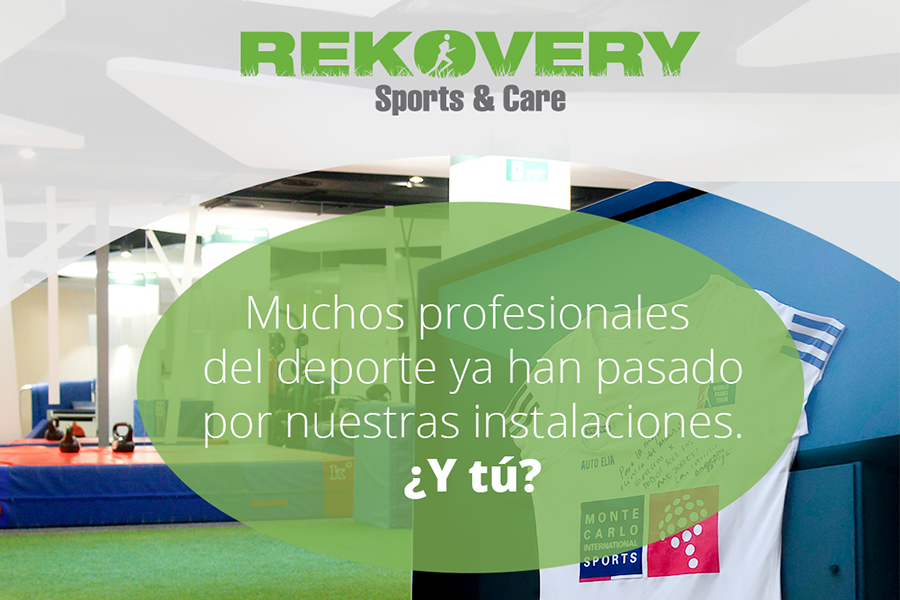 Redes sociales Rekovery Clinic